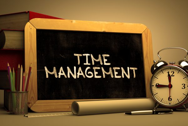 Tips on how to manage your time more effectively