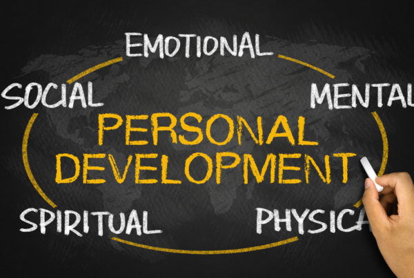 An article on the importance of personal development when running an online business