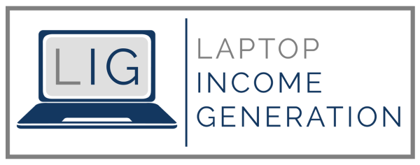 Laptop Income Generation